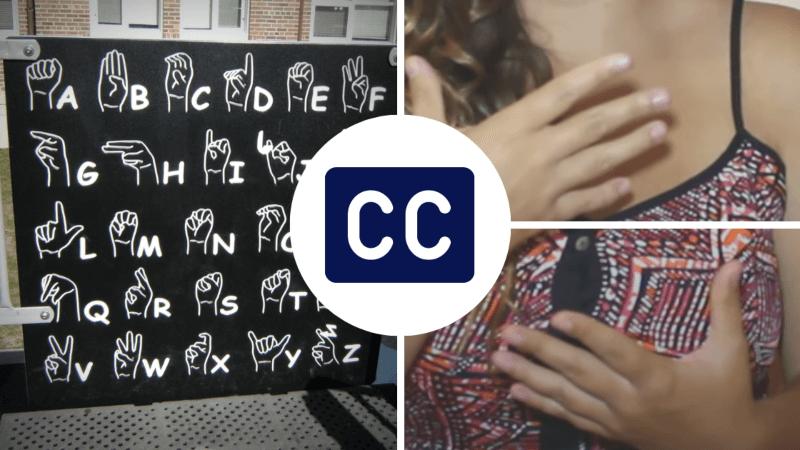 ¿Cómo influye la sintaxis de la LSE a los subtítulos para sordos?